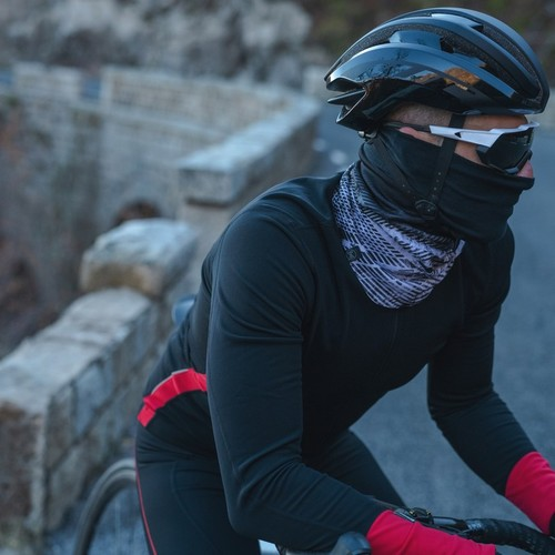 Medium-BUFF WINDPROOF Cycling - 2018-11 Photos-83R